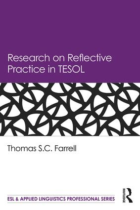 Research on Reflective Practice in TESOL: 1st Edition (Paperback) book cover