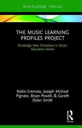 The Music Learning Profiles Project: Let's Take This Outside (Hardback) book cover