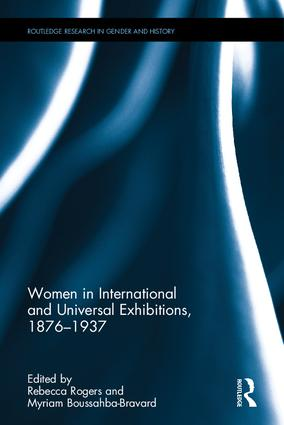 Women in International and Universal Exhibitions, 1876–1937: 1st Edition (Hardback) book cover