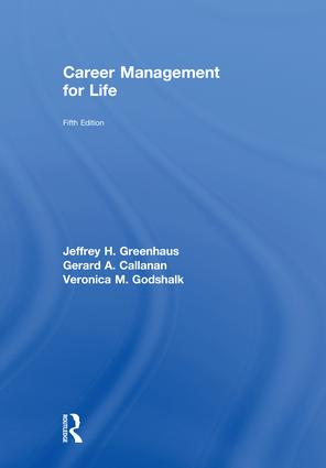 Career Management for Life book cover