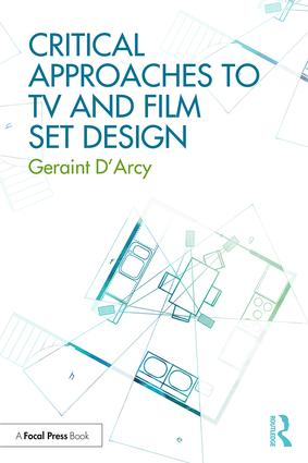 Critical Approaches to TV and Film Set Design book cover