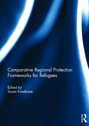 Comparative Regional Protection Frameworks for Refugees book cover