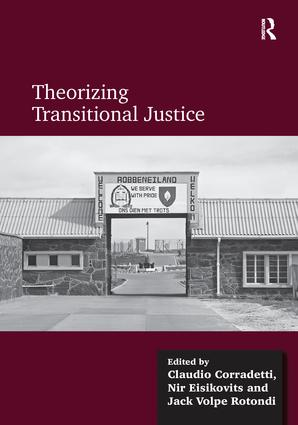 Theorizing Transitional Justice book cover
