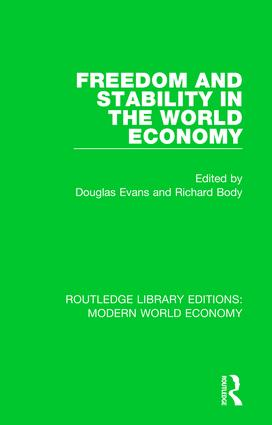 Freedom and Stability in the World Economy book cover
