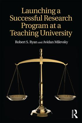Launching a Successful Research Program at a Teaching University: 1st Edition (Paperback) book cover