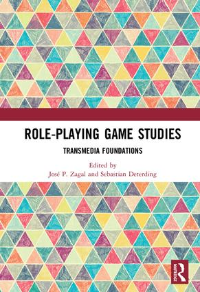 Role-Playing Game Studies: Transmedia Foundations book cover