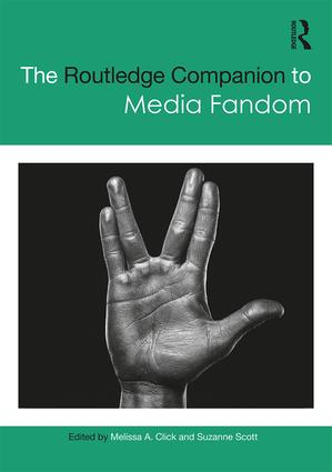 The Routledge Companion to Media Fandom book cover