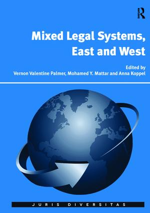 Patterns of Legal Mixing in Eritrea: Examining the Impact of Customary Law, Islamic Law, Colonial Law, Socialist Law, and Authoritarian Revolutionary Dogma