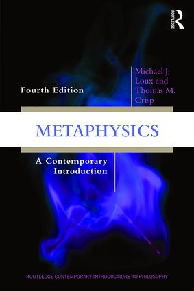 Metaphysics: A Contemporary Introduction book cover