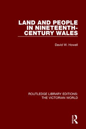 Land and People in Nineteenth-Century Wales book cover