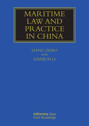 Maritime Law and Practice in China book cover