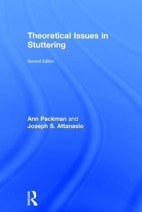 Theories of stuttering