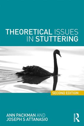 Theoretical Issues in Stuttering: 2nd Edition (Paperback) book cover