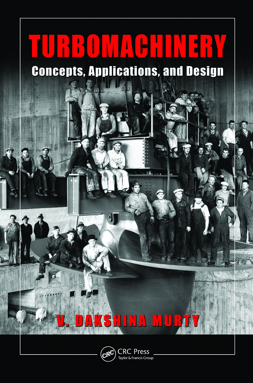 Turbomachinery: Concepts, Applications, and Design book cover