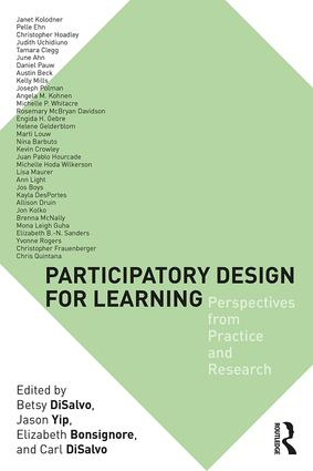 Participatory Design for Learning: Perspectives from Practice and Research book cover