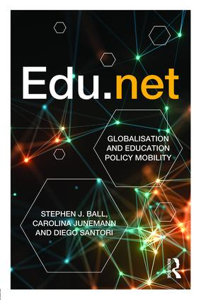 Edu.net: Globalisation and Education Policy Mobility (Paperback) book cover