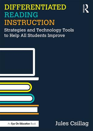 Differentiated Reading Instruction: Strategies and Technology Tools to Help All Students Improve (Paperback) book cover