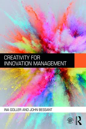Creativity for Innovation Management book cover