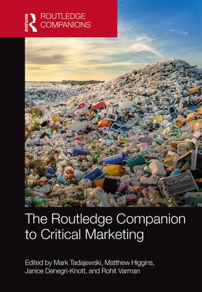 The Routledge Companion to Critical Marketing book cover