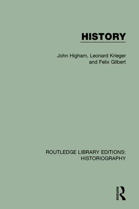 History: 1st Edition (Paperback) book cover