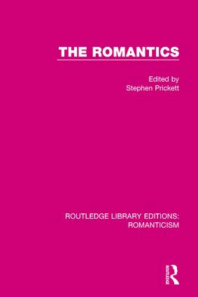 The Romantics: 1st Edition (Paperback) book cover