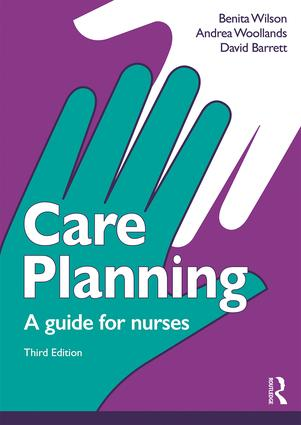 Care Planning: A guide for nurses book cover