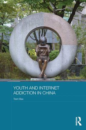 Youth and Internet Addiction in China: 1st Edition (Paperback) book cover