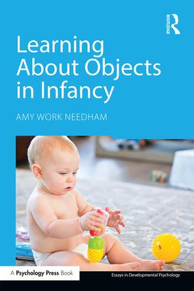 Learning About Objects in Infancy (Paperback) book cover