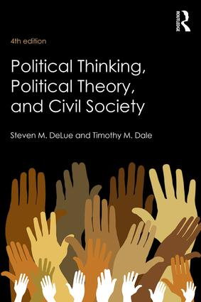Political Thinking, Political Theory, and Civil Society book cover