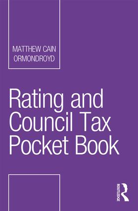 The collection of council tax
