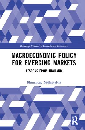 Macroeconomic Policy for Emerging Markets: Lessons from Thailand, 1st Edition (Paperback) book cover