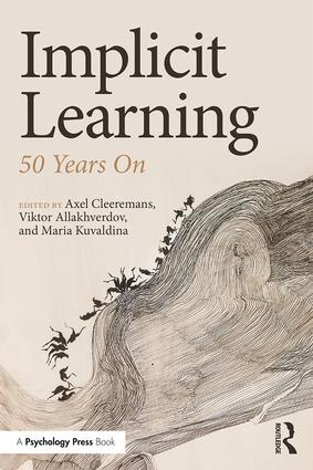 Implicit Learning: 50 Years On, 1st Edition (Paperback) book cover