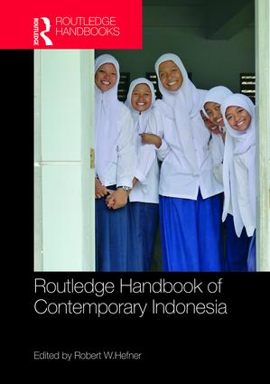Routledge Handbook of Contemporary Indonesia book cover