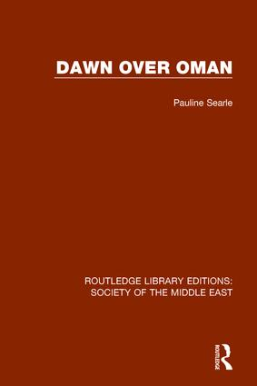 Dawn Over Oman book cover
