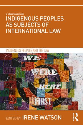 Indigenous Peoples as Subjects of International Law (e-Book) book cover