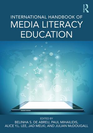 International Handbook of Media Literacy Education book cover