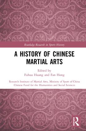 A History of Chinese Martial Arts book cover