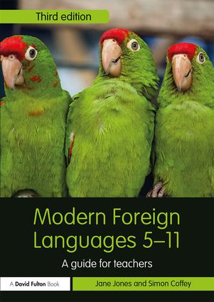 Modern Foreign Languages 5-11: A guide for teachers, 3rd Edition (Paperback) book cover