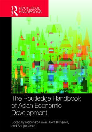 The Routledge Handbook of Asian Economic Development book cover