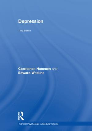 Depression: 3rd Edition (Hardback) book cover