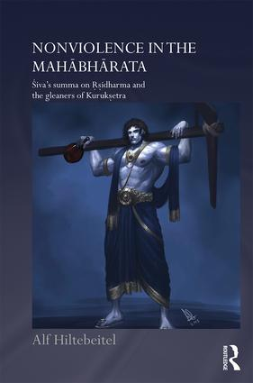Nonviolence in the Mahabharata: Siva's Summa on Rishidharma and the Gleaners of Kurukshetra book cover