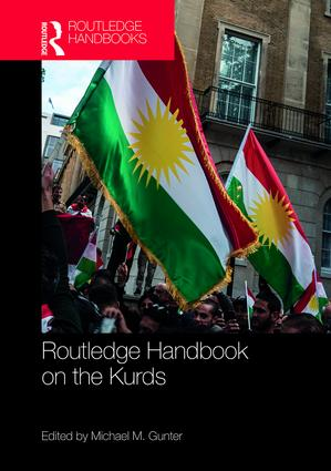 Routledge Handbook on the Kurds book cover