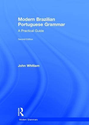 Modern Brazilian Portuguese Grammar: A Practical Guide book cover