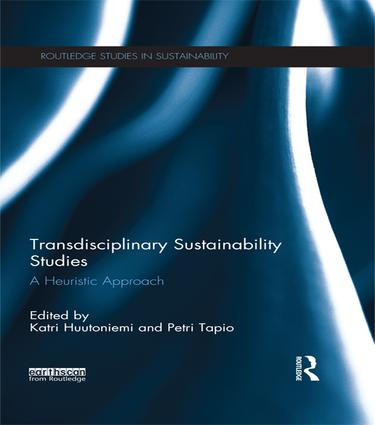 Transdisciplinary Sustainability Studies: A Heuristic Approach book cover