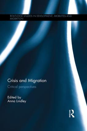 Crisis and Migration: Critical Perspectives book cover