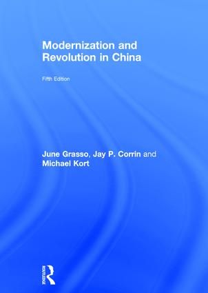 Modernization and Revolution in China book cover