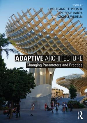 Adaptive Architecture: Changing Parameters and Practice book cover