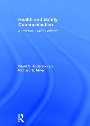 Health and safety communications