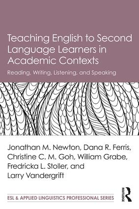 Teaching English to Second Language Learners in Academic Contexts: Reading, Writing, Listening, and Speaking book cover