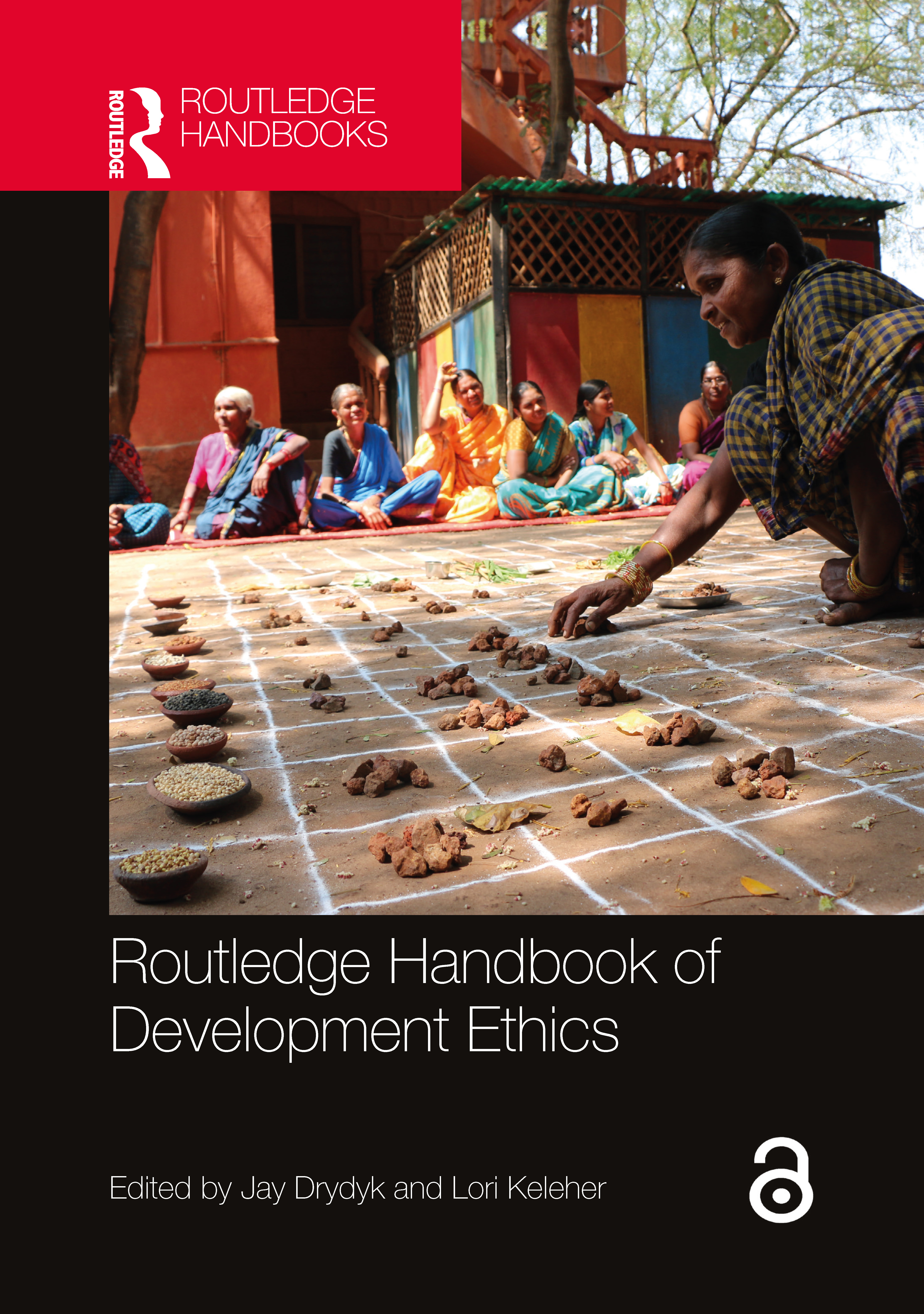 Routledge Handbook of Development Ethics (Hardback) book cover